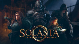 Постер Solasta: Crown of the Magister